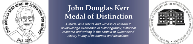 John Douglas Kerr Medal of Distinction Nominations Open