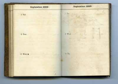 No. 45 Sep 4 to Sep 9 1869 Blank
